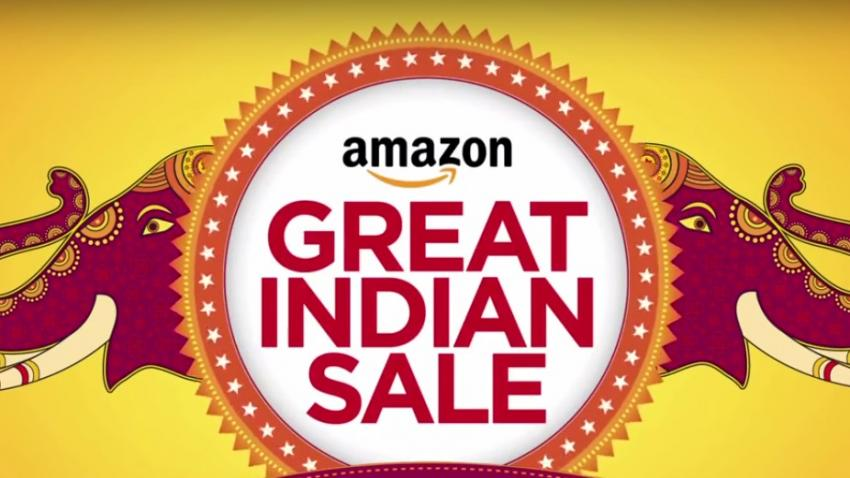 9ece2b6e7 Amazon Great Indian Sale  Top offers on electronic accessories
