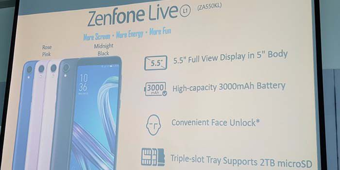 Vodafone Offers Zenfone Max Pro Together with Asus