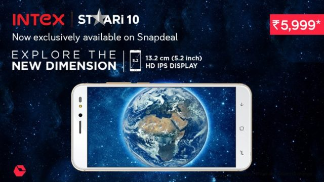 Intex Staari 10