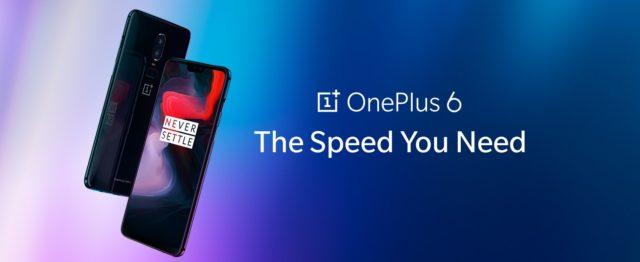 OnePlus 6 Silk White Limited Edition