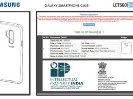 Samsung smartphone case